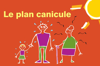 Plan national canicule 2016 : L'Instruction du 27 mai 2016 relative au Plan National Canicule 2016 est publiée
